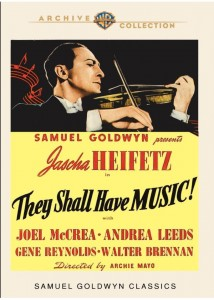 Amazon.com: They Shall Have Music: Joel Mccrea, Gene Reynolds, W