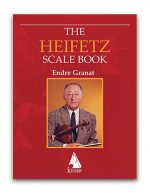 The Jascha Heifetz Scale Book
