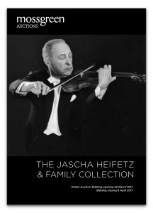 The Jascha Heifetz & Family Collection